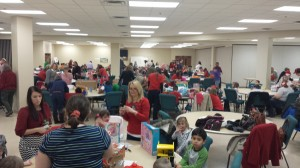 Civitan Childrens Christmas Party 2014