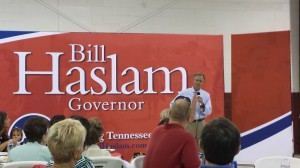 Haslam Visits Loudon County